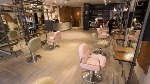 Sugar and spice and all things nice take a tour around for A step ahead salon